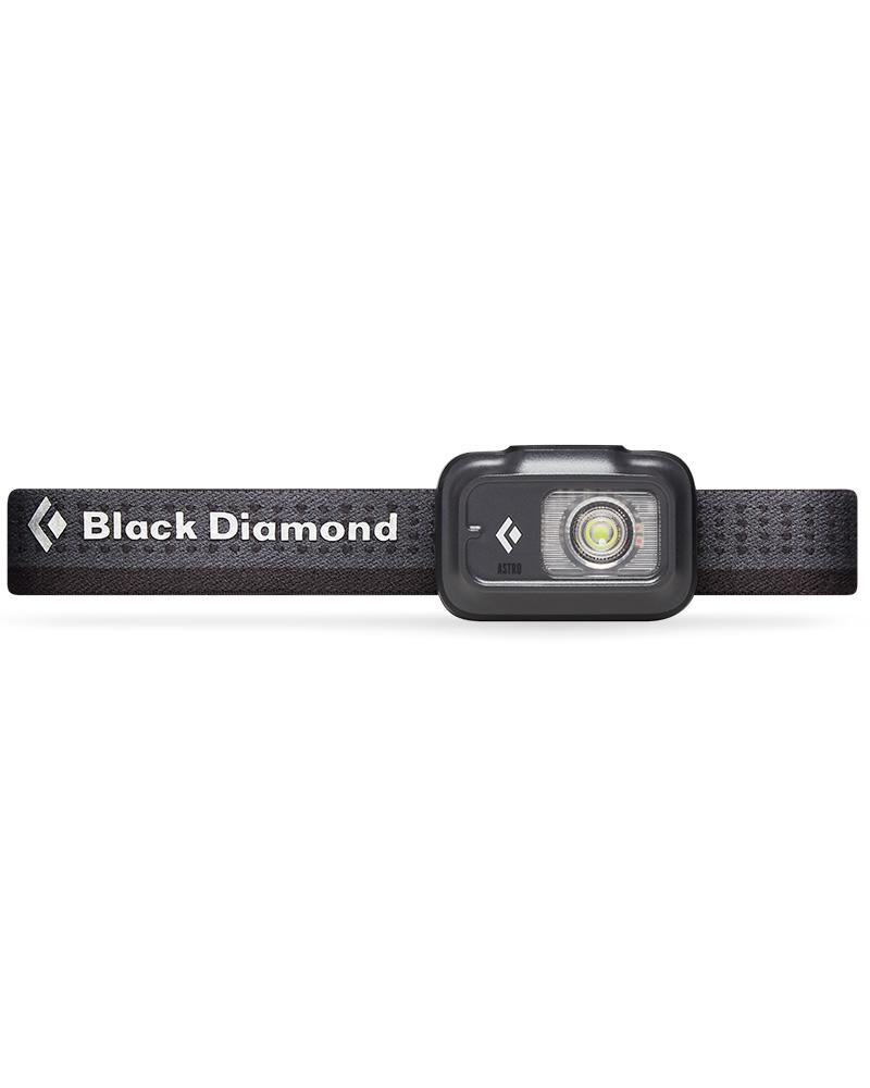 Black Diamond Astro 175 Head Torch Graphite 0