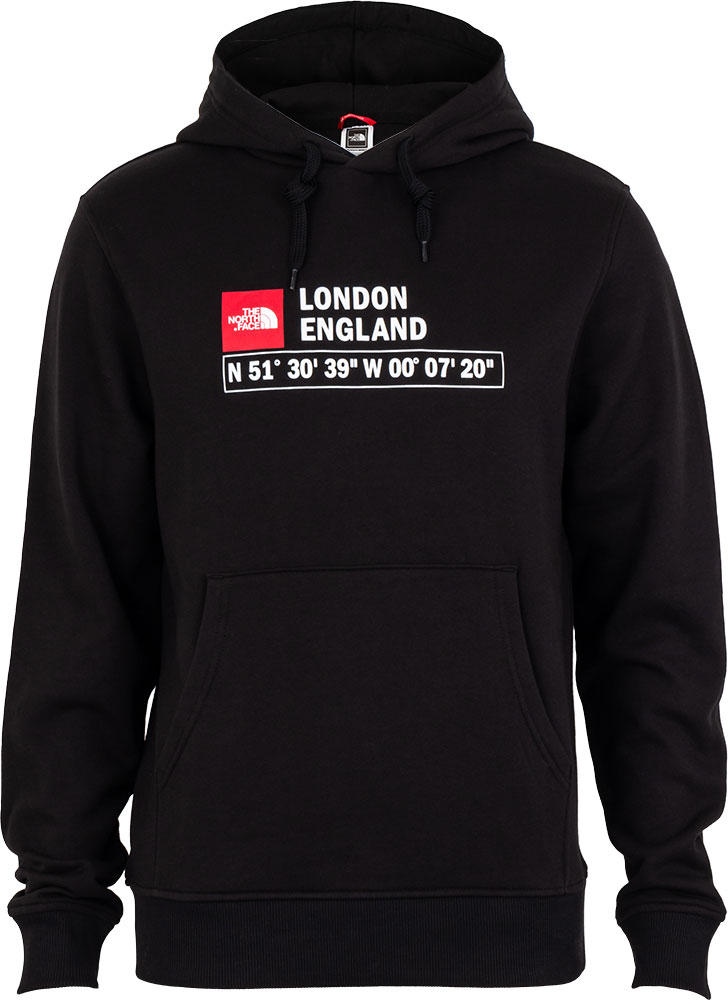The North Face Men's GPS Hoodie London 0
