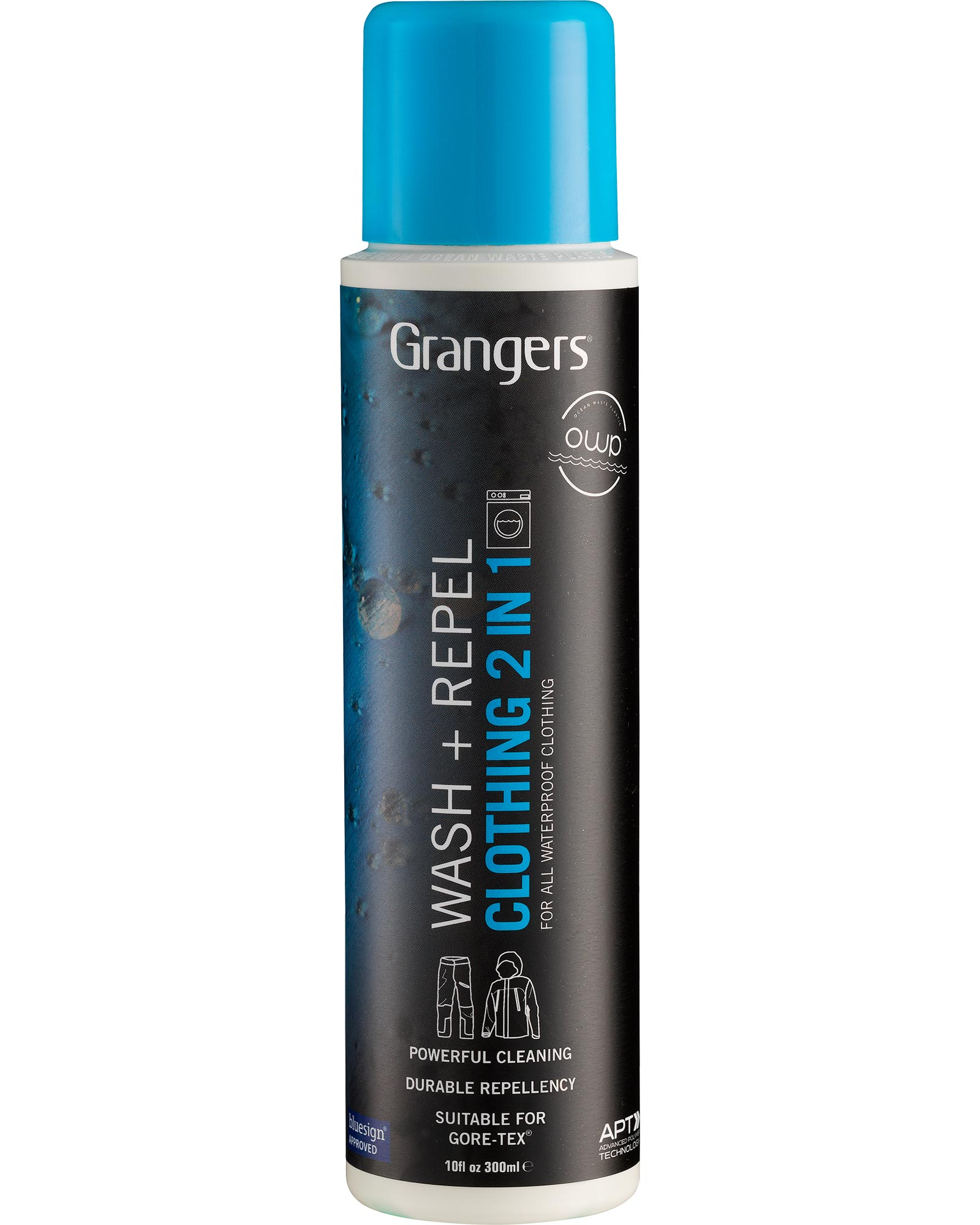 Grangers Wash + Repel Clothing 2 in 1 300ml 0