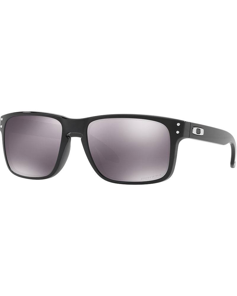 Oakley Holbrook Polished Black / Prizm Black Sunglasses Polished Black 0