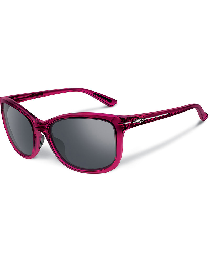 Oakley Women's Drop In Sunglasses Crystal Raspberry 0
