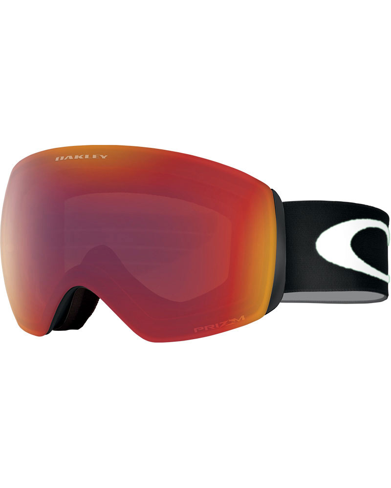 Oakley Flight Deck XM Matte Black / Prizm Torch Iridium Goggles 2019 / 2020 0