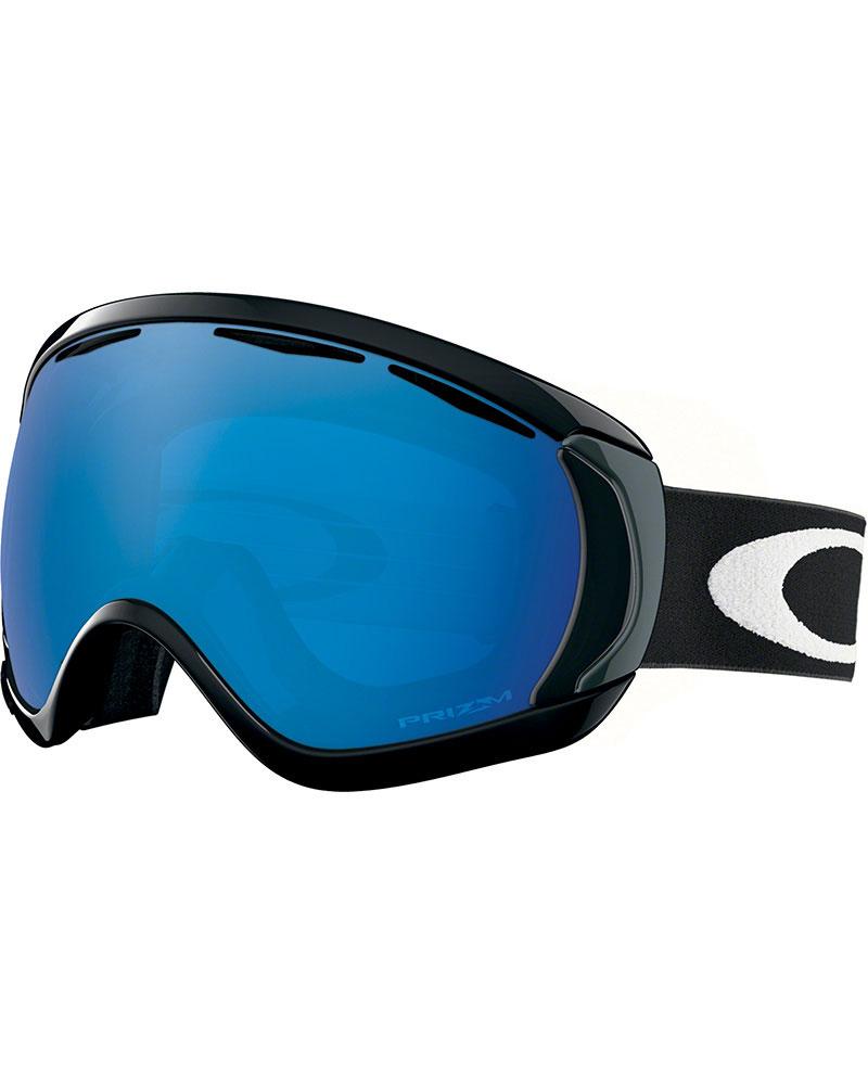 Oakley Canopy Matte Black / Prizm Sapphire Iridium Goggles 2019 / 2020 0