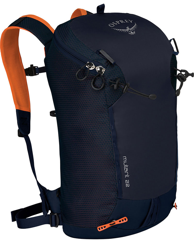 Osprey Mutant 22 Backpack Blue Fire 0