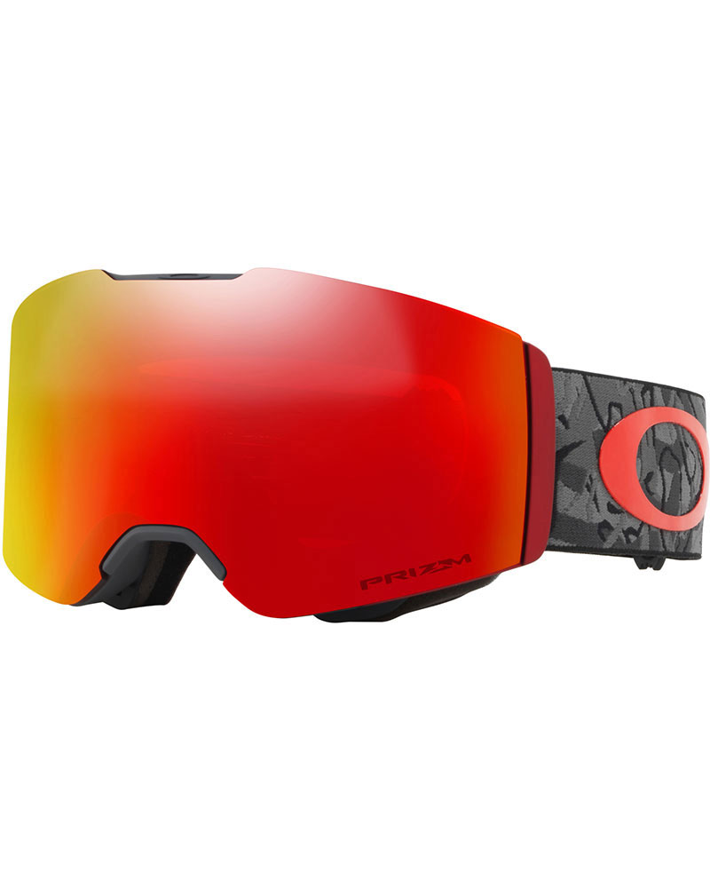 Oakley Fall Line Camo Vine Night / Prizm Torch Iridium Goggles 2018 / 2019 0