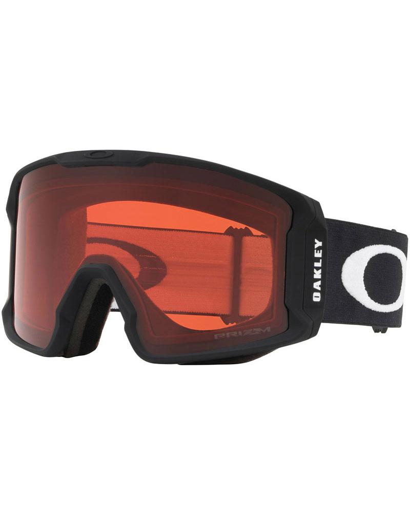 Oakley Line Miner Matte Black / Prizm Rose Goggles 2019 / 2020 Matte Black 0