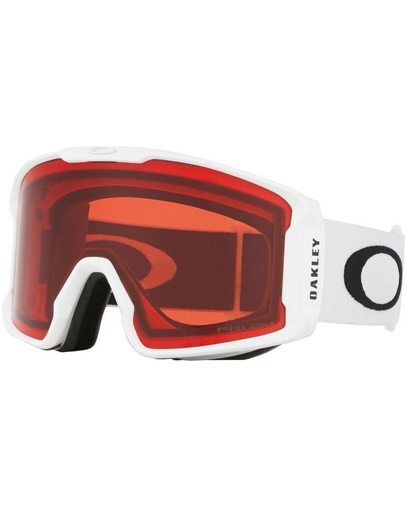 Oakley Line Miner XM Matte White / Prizm Rose Goggles 2019 / 2020 0