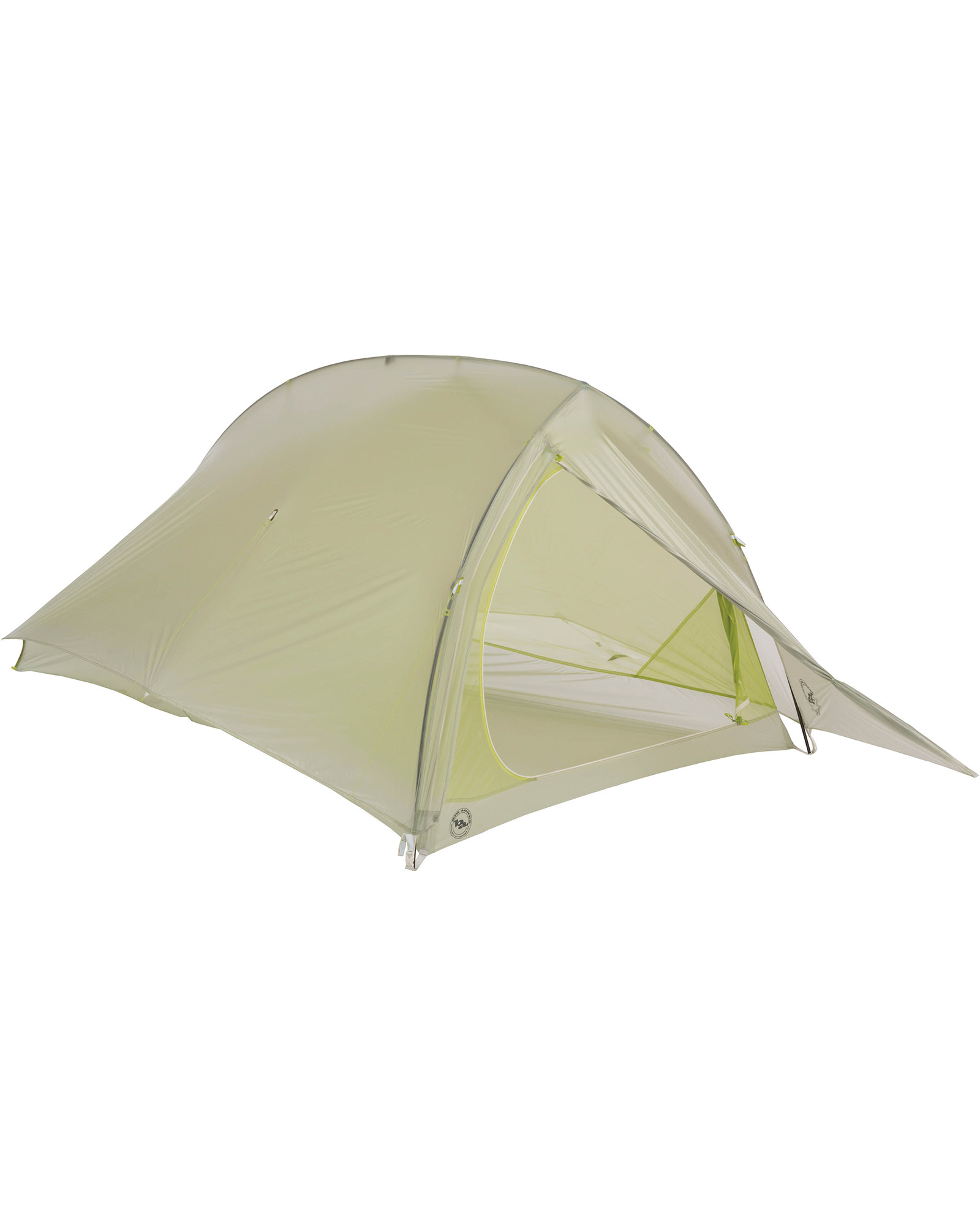 Big Agnes Fly Creek HV2 Platinum Tent 0