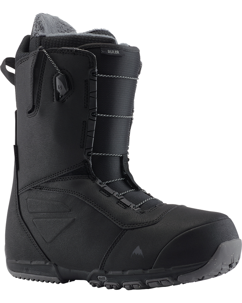 Burton Men's Ruler Snowboard Boots 2019 / 2020 Black 0