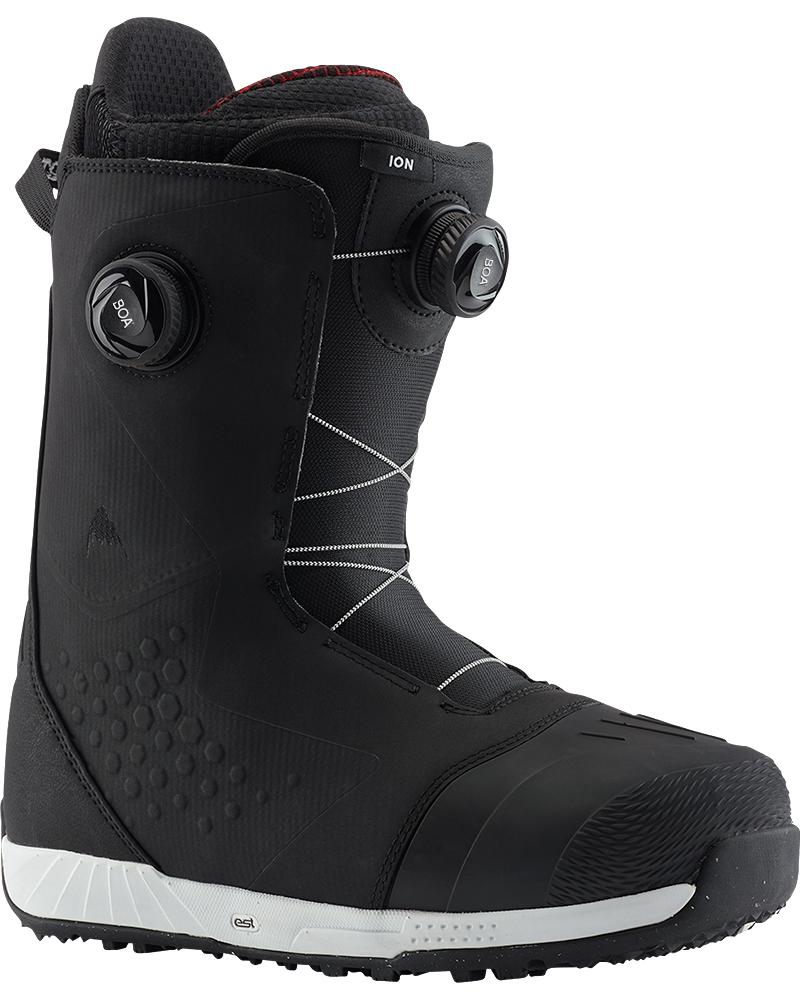 Burton Men's Ion Double Boa Snowboard Boots 2019 / 2020 Black 0