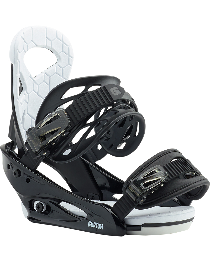 Burton Kids' Smalls Snowboard Bindings 2019 / 2020 0
