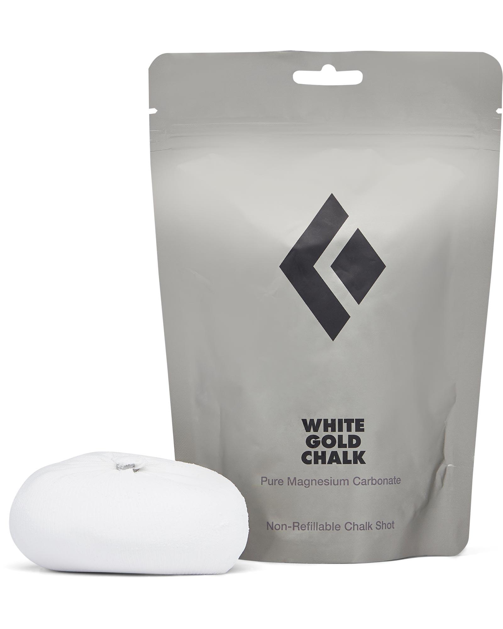 Black Diamond White Gold 50g Chalk Ball