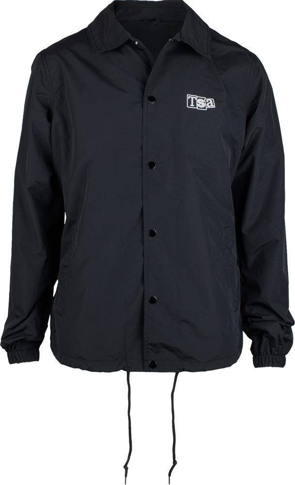 TSA Men's x Dickies Coach Jacket Black 0