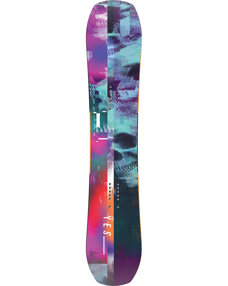 YES Men's Ghost Snowboard 2019 / 2020 No Colour 0