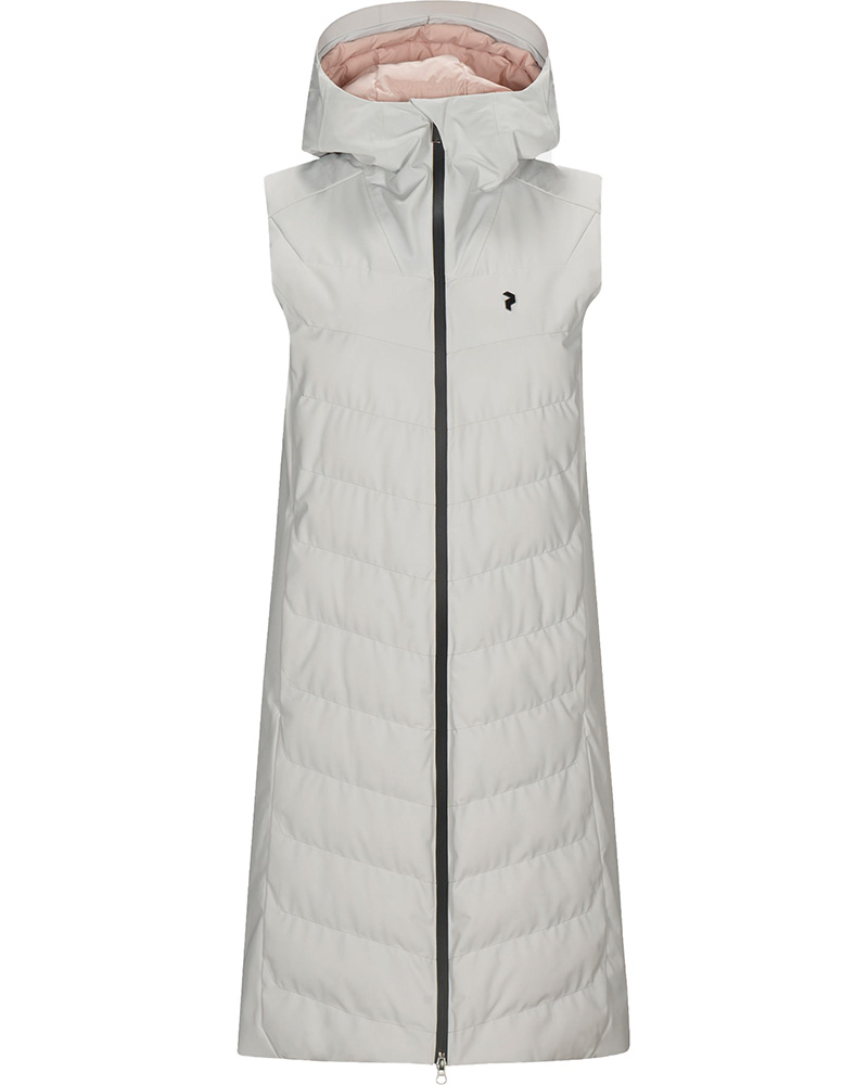 Peak Performance Women's Velaero Ski Vest Off White 0