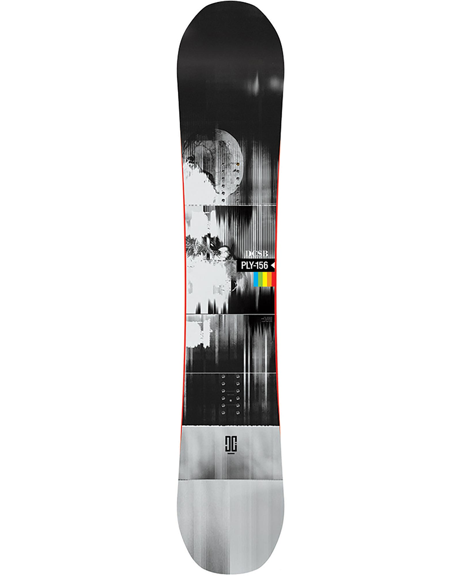 DC PLY Snowboard 2020 0