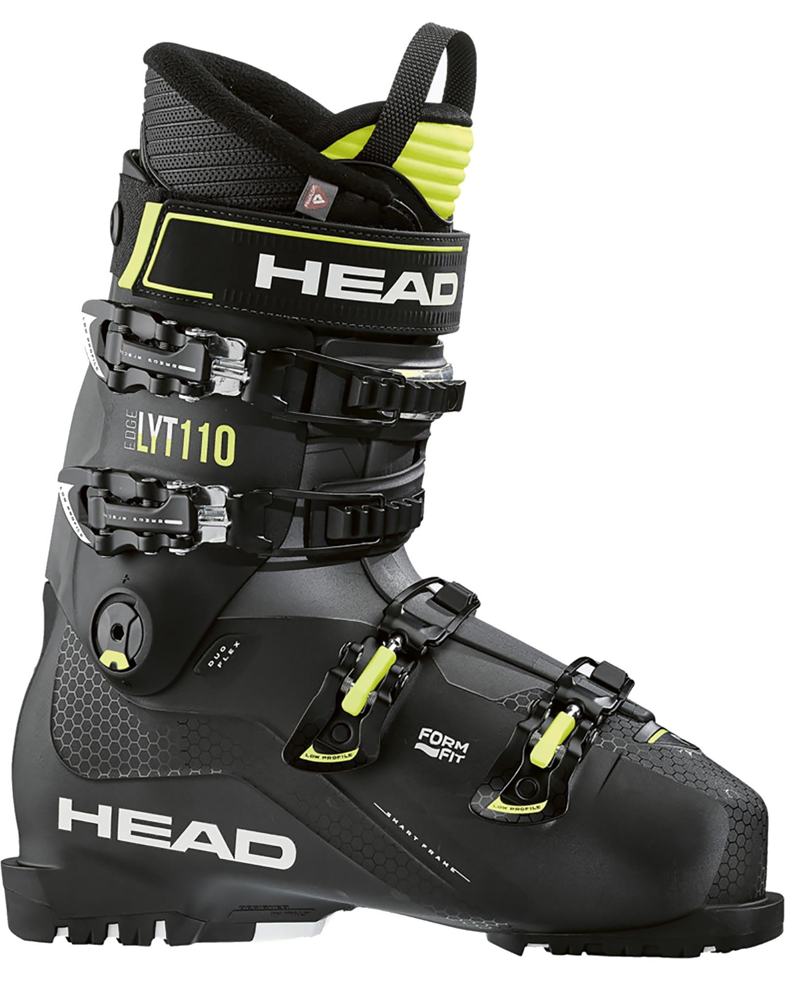 Head Edge Lyt 110 Men's Ski Boots 2021 0