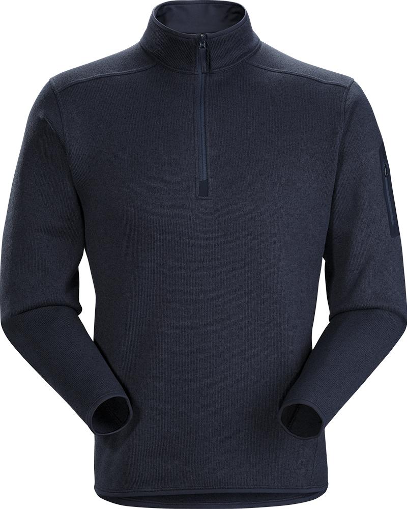 Arc'teryx Men's Covert 1/2 Zip Fleece 0