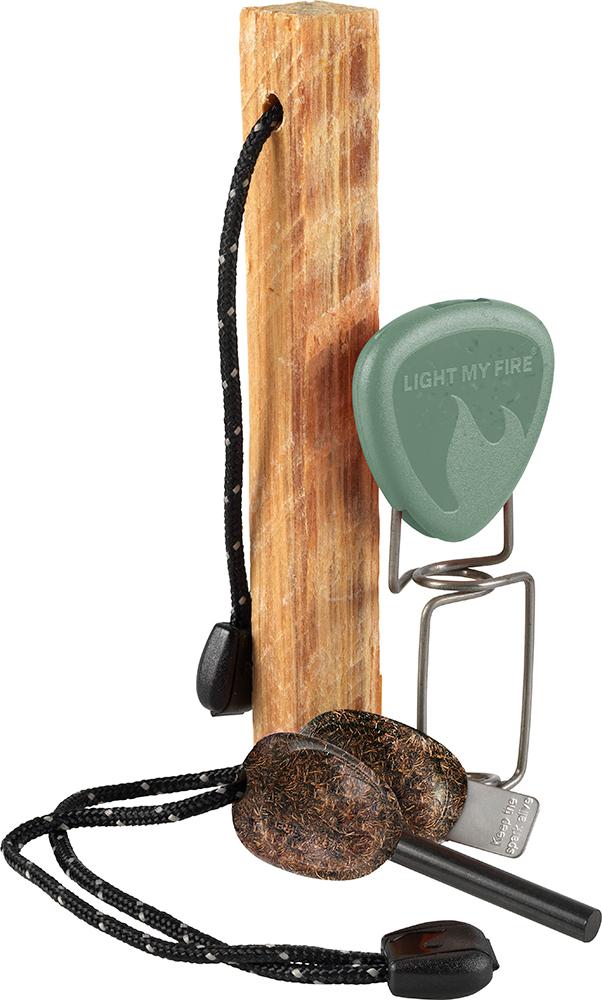 Light My Fire FireLighting Kit BIO Sandy Green/Cocoshell 0