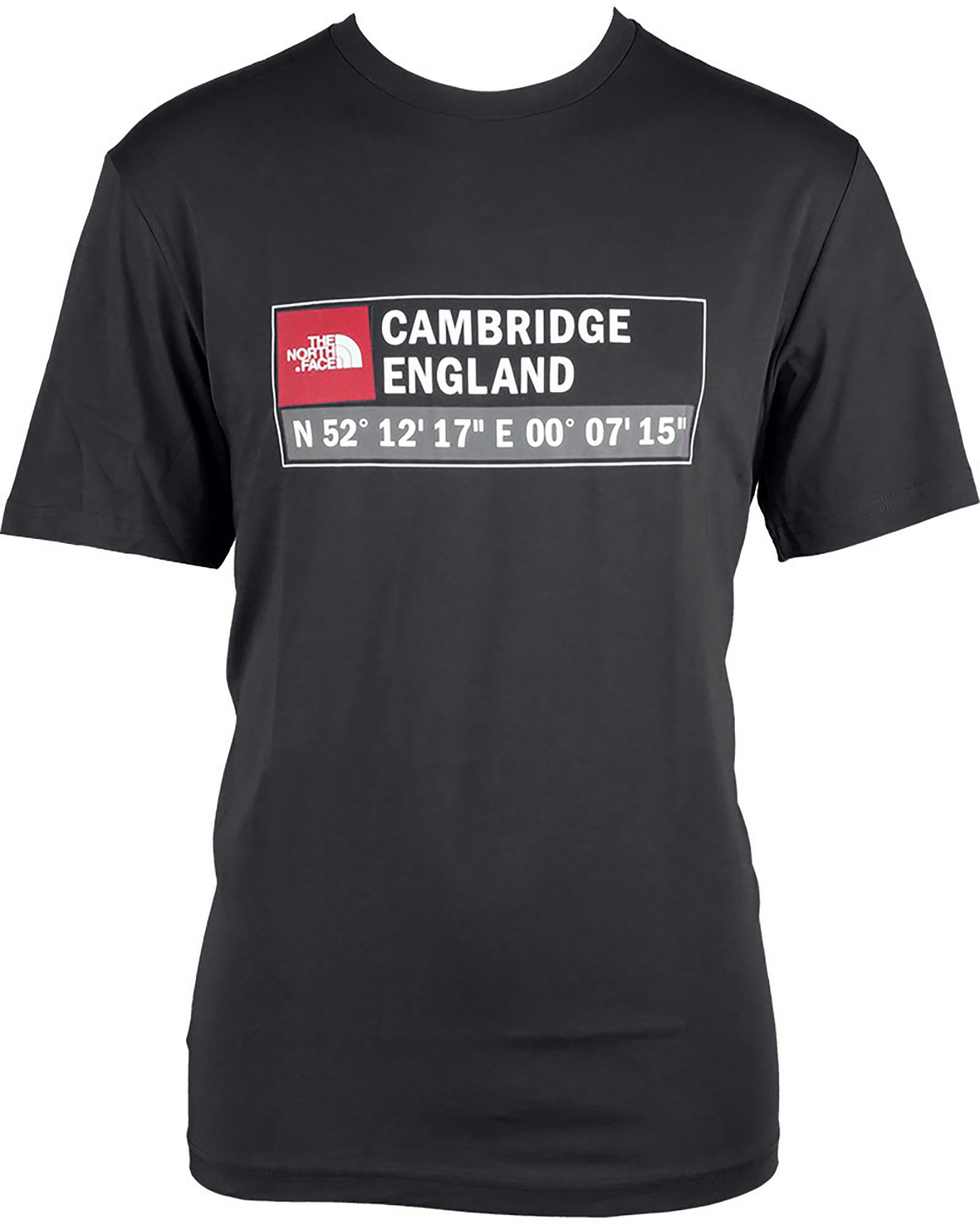 The North Face Mens Gps Logo T-shirt Cambridge