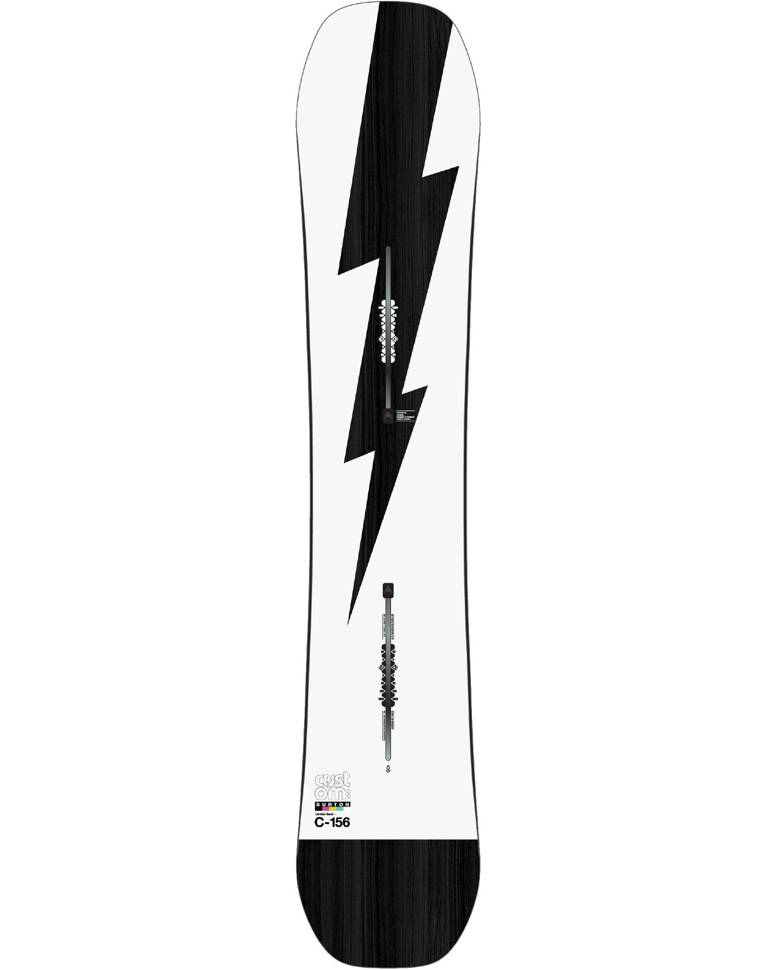 Burton Men's Custom Snowboard 2020 / 2021 0