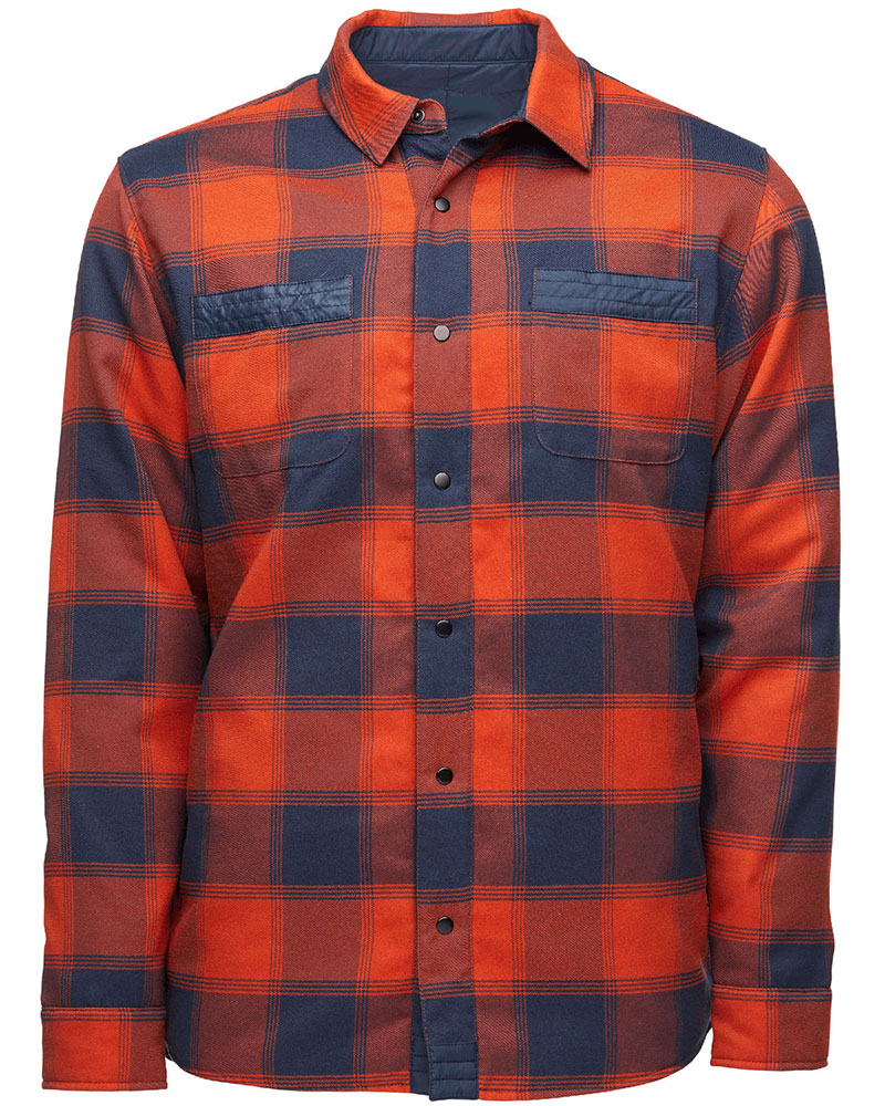 Flylow Men's Sinclair Insulated Flannel 0