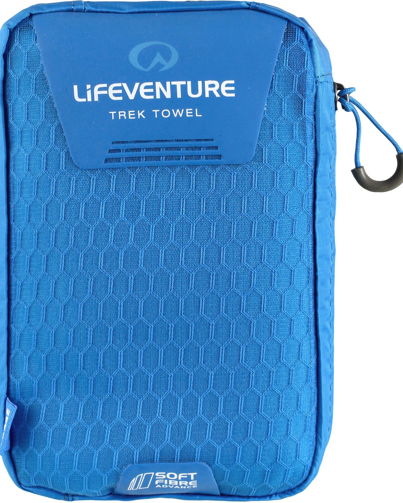 Product image of Lifeventure Soft Fibre Trek Towel - Large