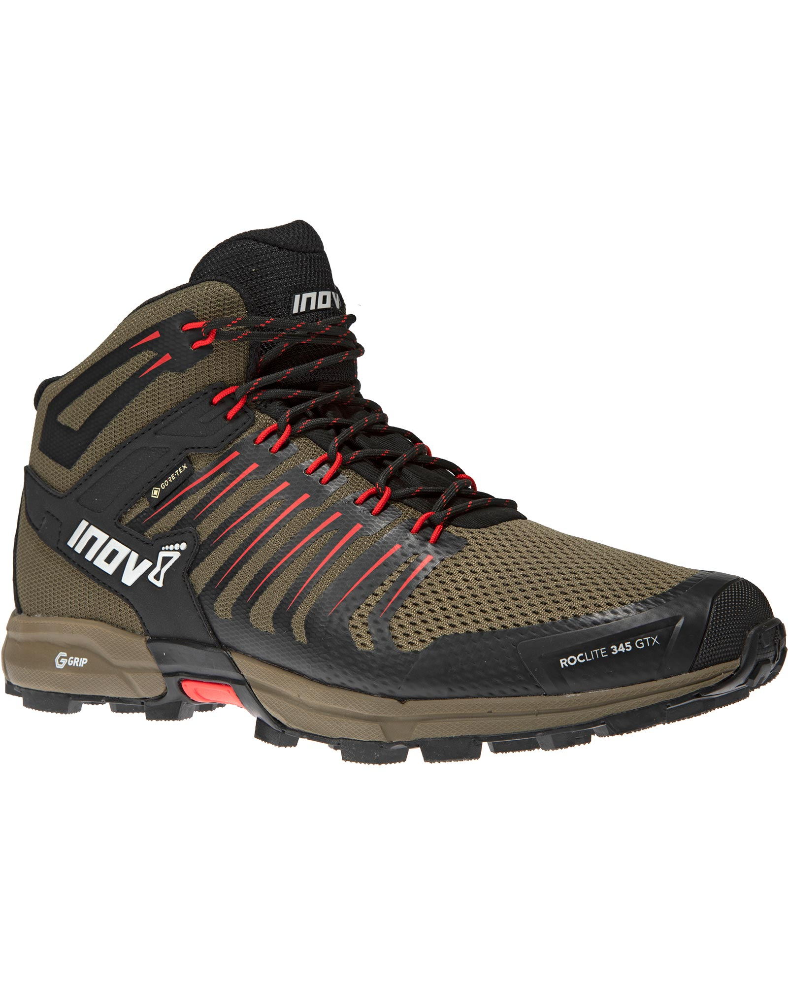Inov-8 Men's Roclite G 345 Mid GORE-TEX Walking Boots 0