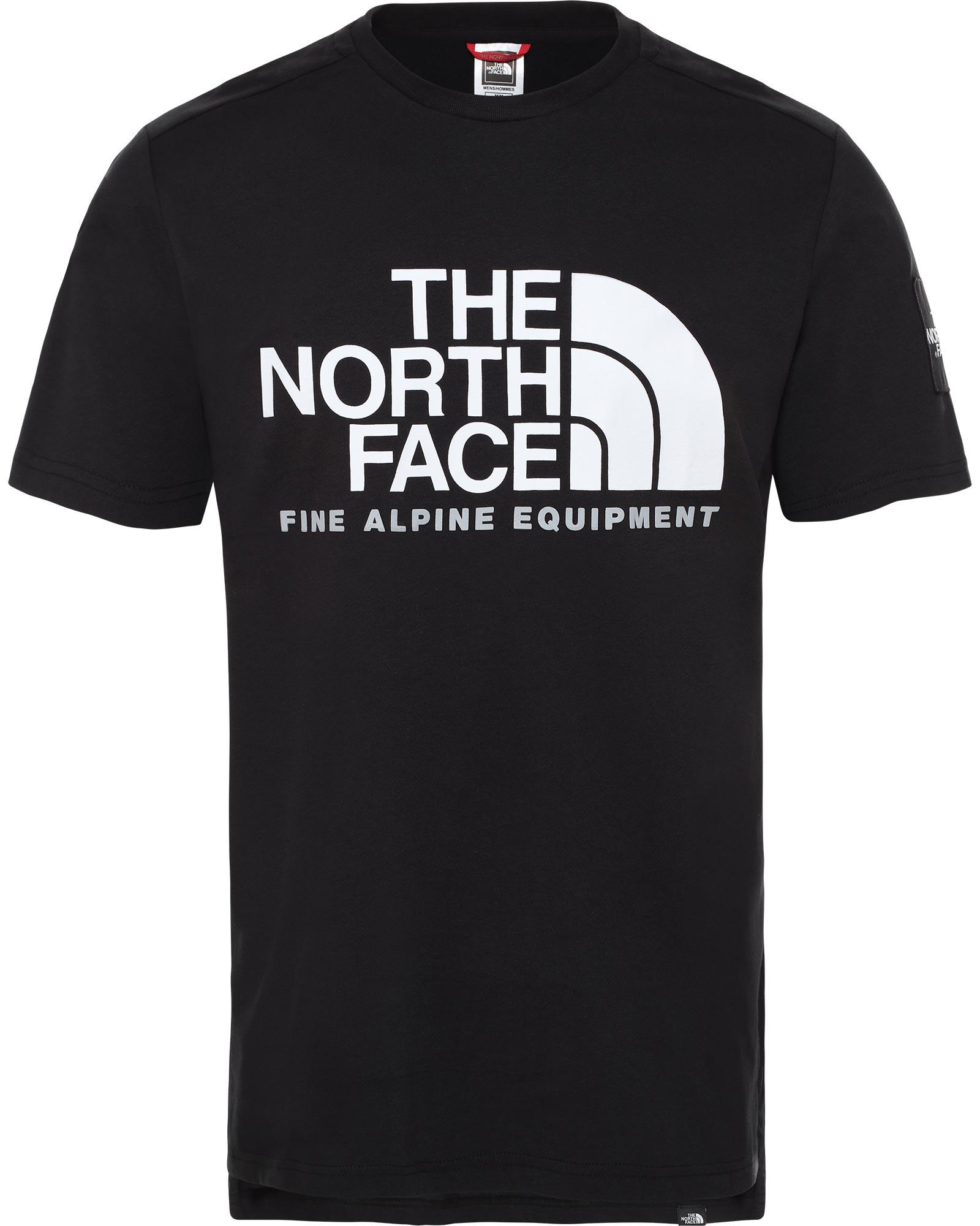 The North Face Fine Alpine Men's T-Shirt 0