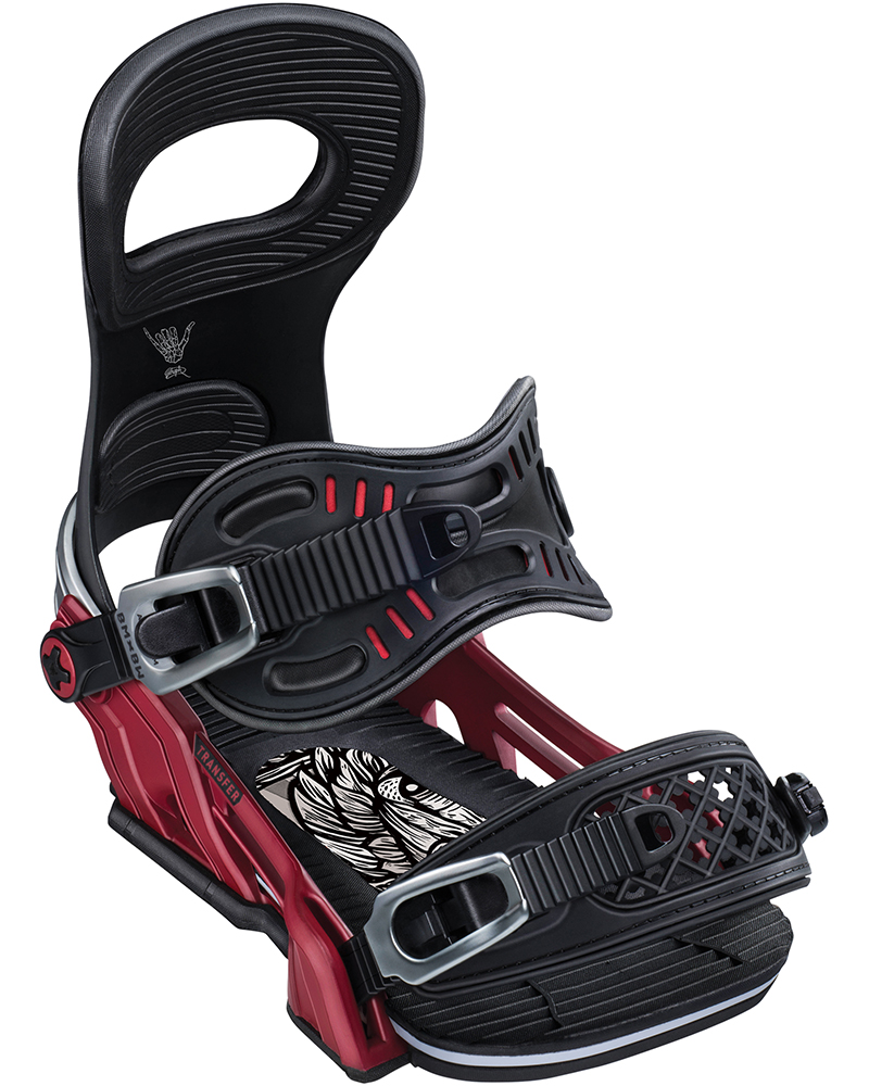 Bent Metal Men's Transfer Schoph Snowboard Bindings 2019 / 2020 0
