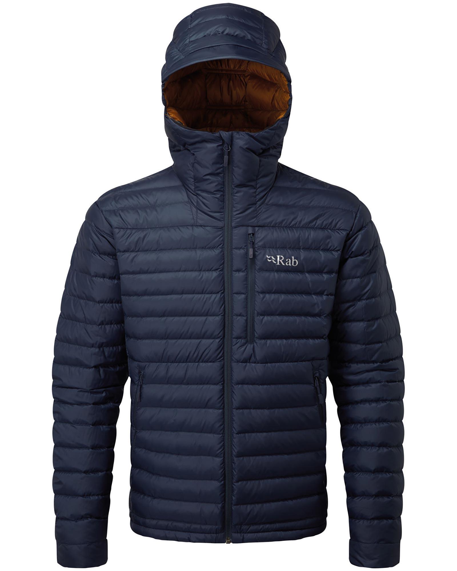 Rab Men's Pertex Microlight Alpine Jacket 0
