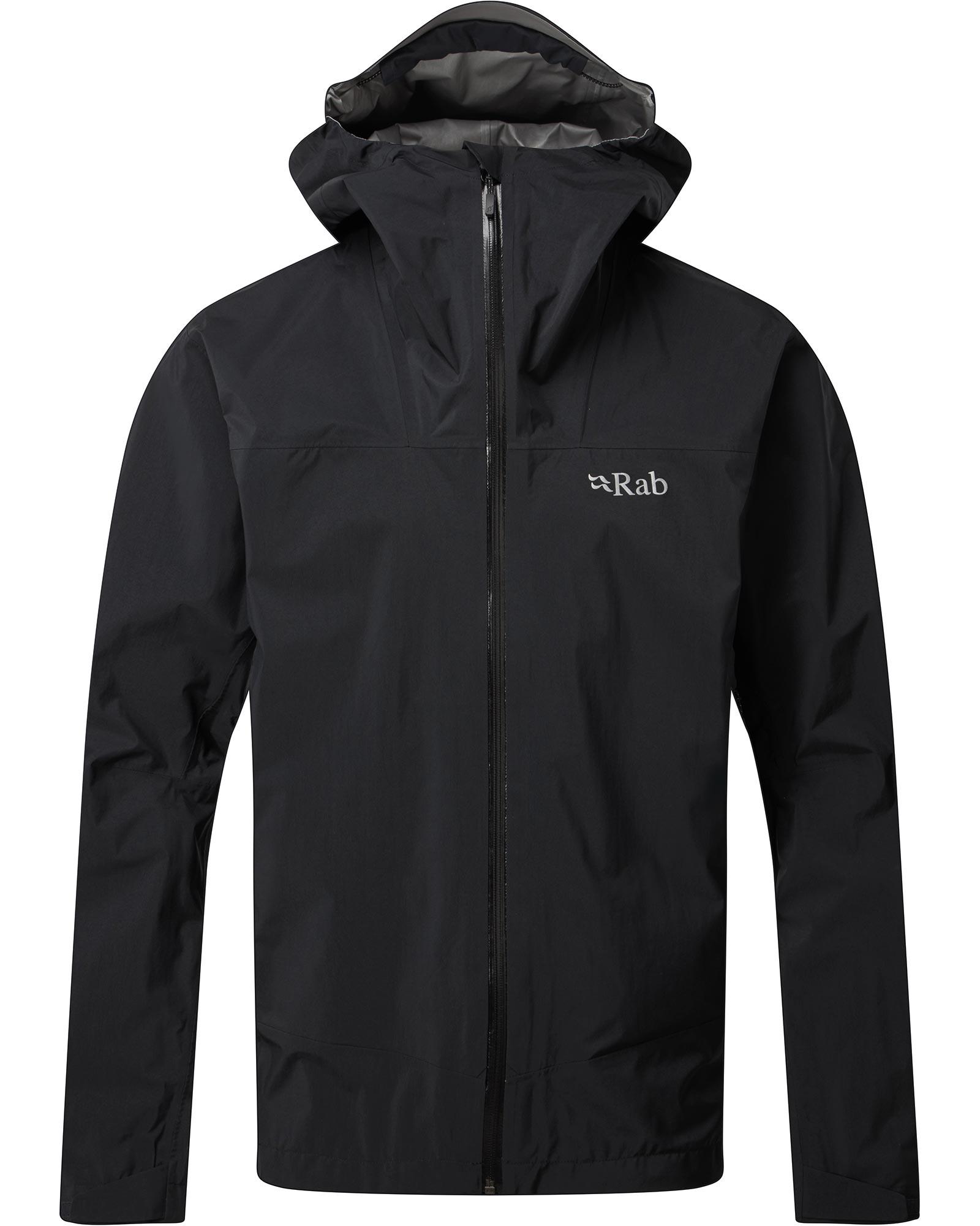 Rab Men's Meridian GORE-TEX PACLITE Plus Jacket Black 0