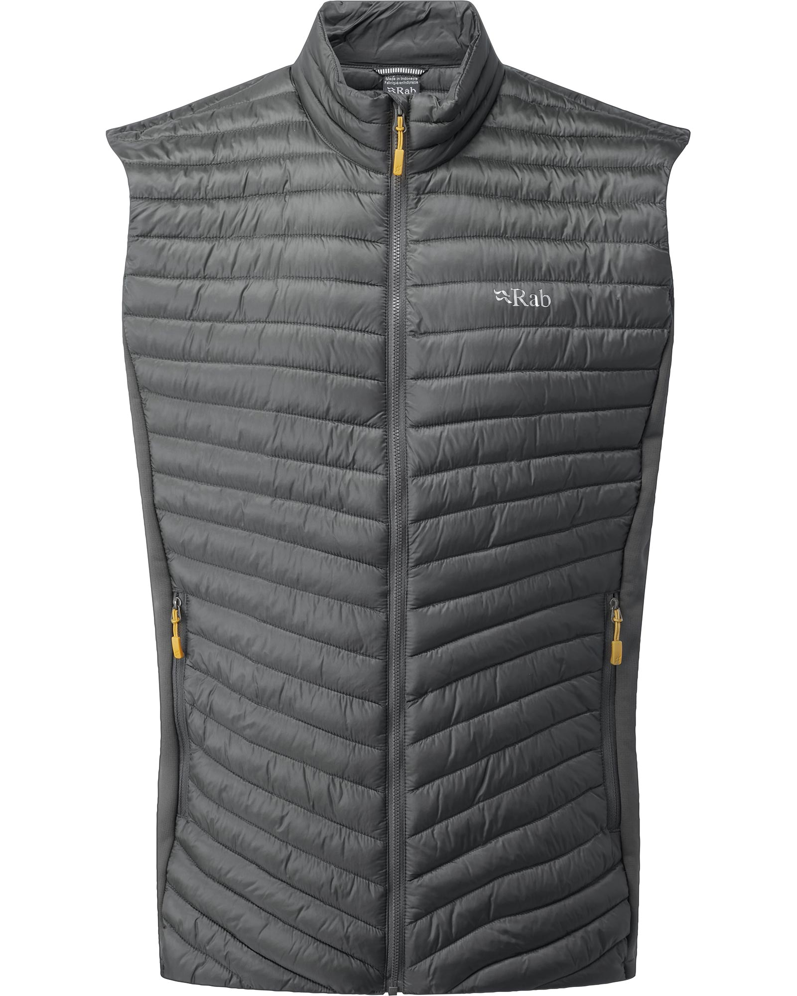 Rab Men's Cirrus Flex Vest Steel 0