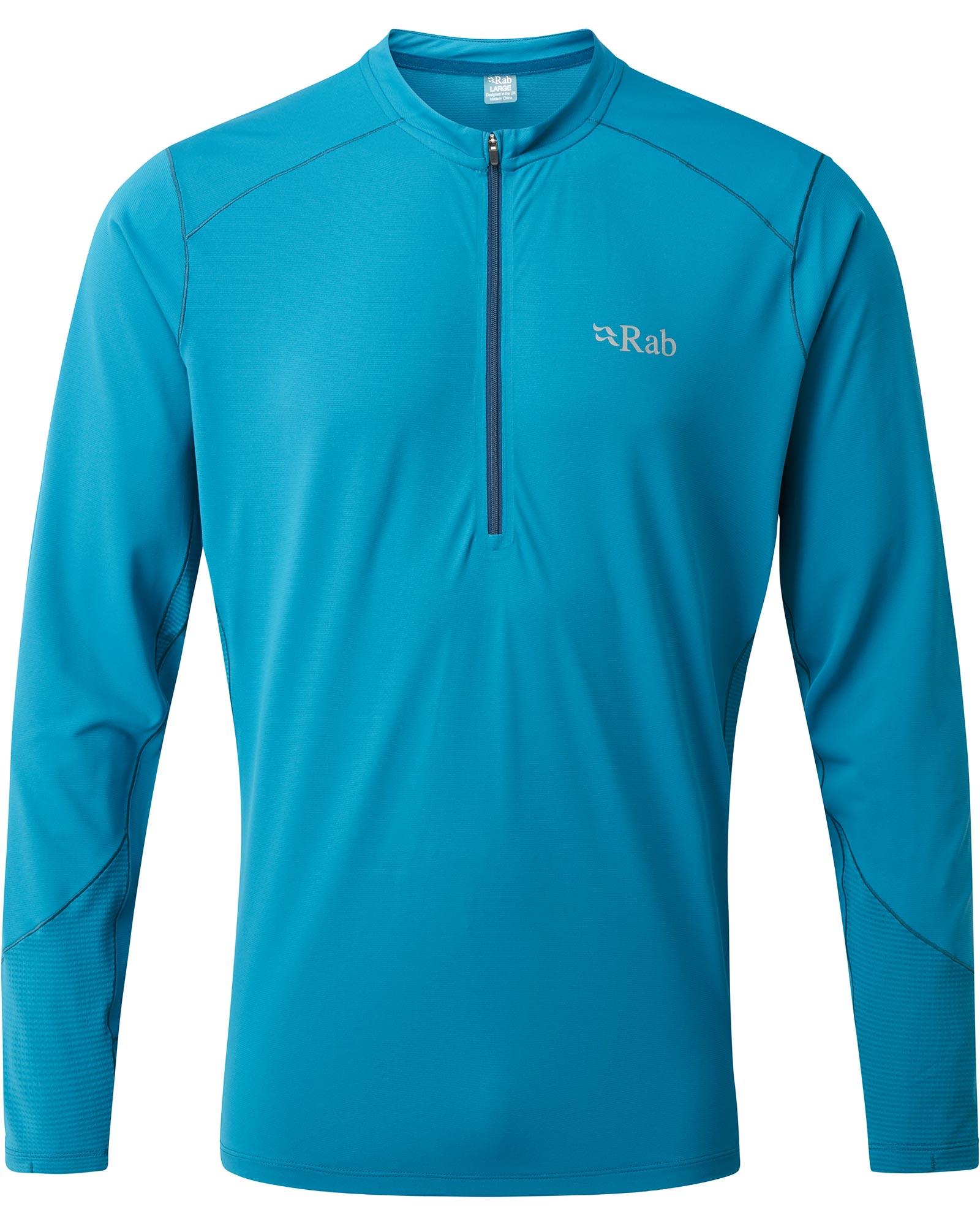 Rab Men's Sonic Long Sleeve T-Shirt 0