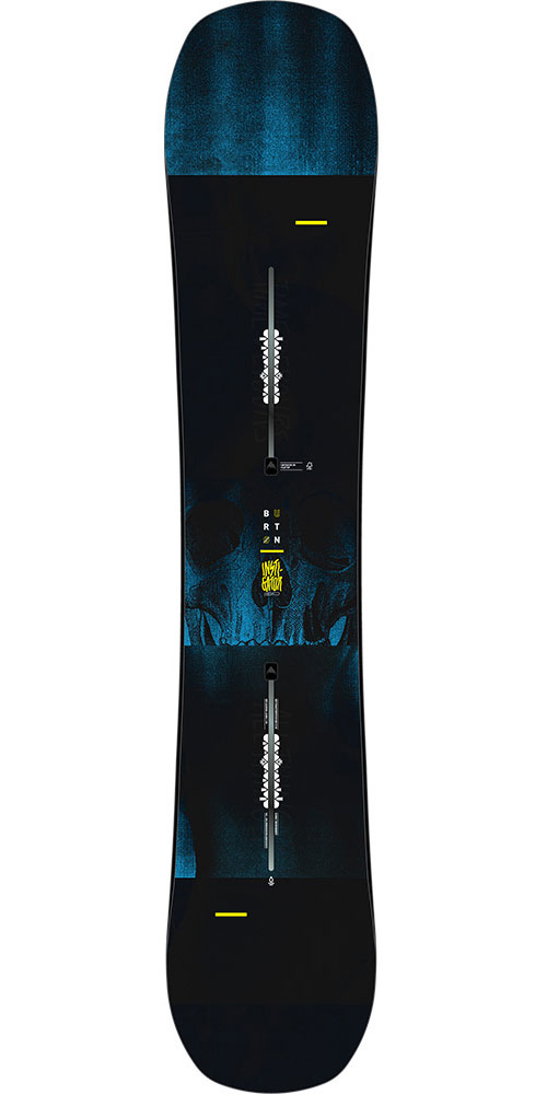 Burton Men's Instigator Snowboard 2018 / 2019 No Colour 0