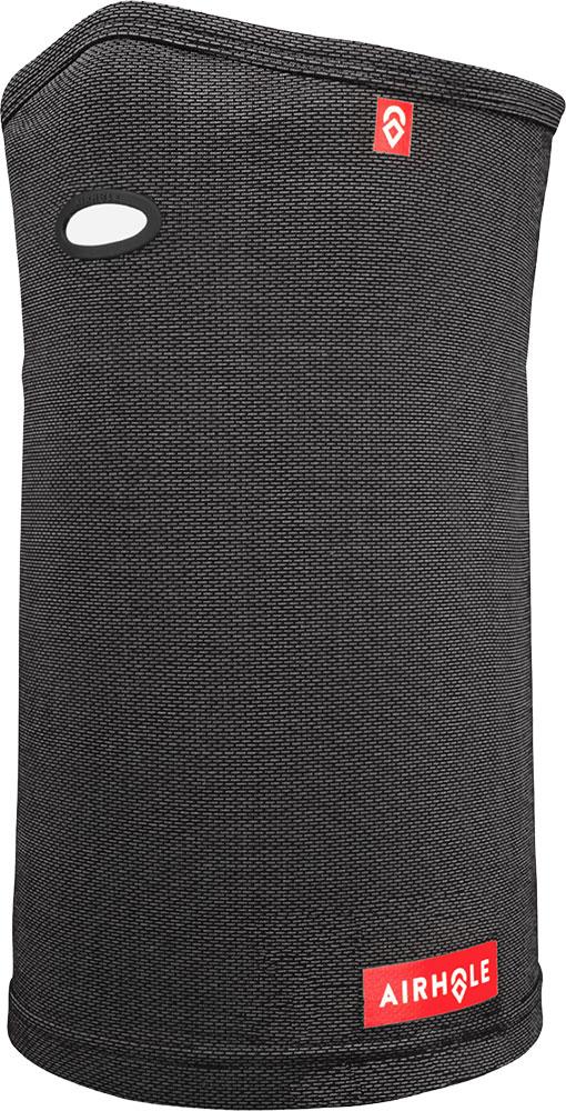 Airhole Stretch Fleece Hyper Grey Face Mask Hyper Grey 0