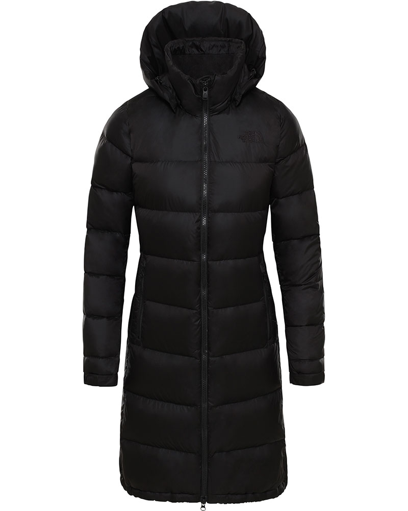 The North Face Women's Metropolis 3 Parka Jacket 0