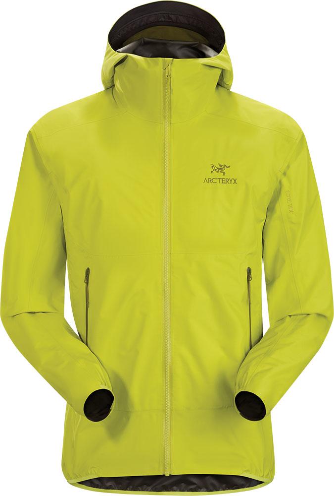 Arc'teryx Men's Zeta FL GORE-TEX PACLITE Plus Jacket Lampyre 0
