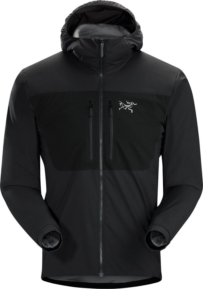 Arc'teryx Men's Proton FL Hoody Black 0