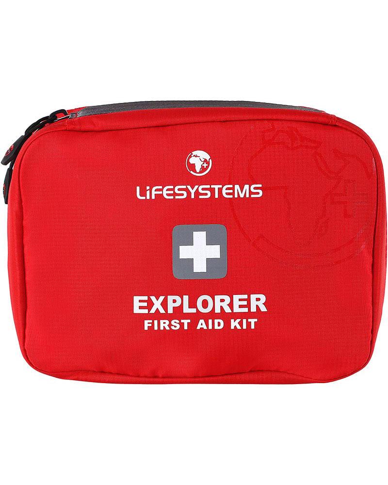 Lifesystems Explorer First Aid Kit No Colour 0