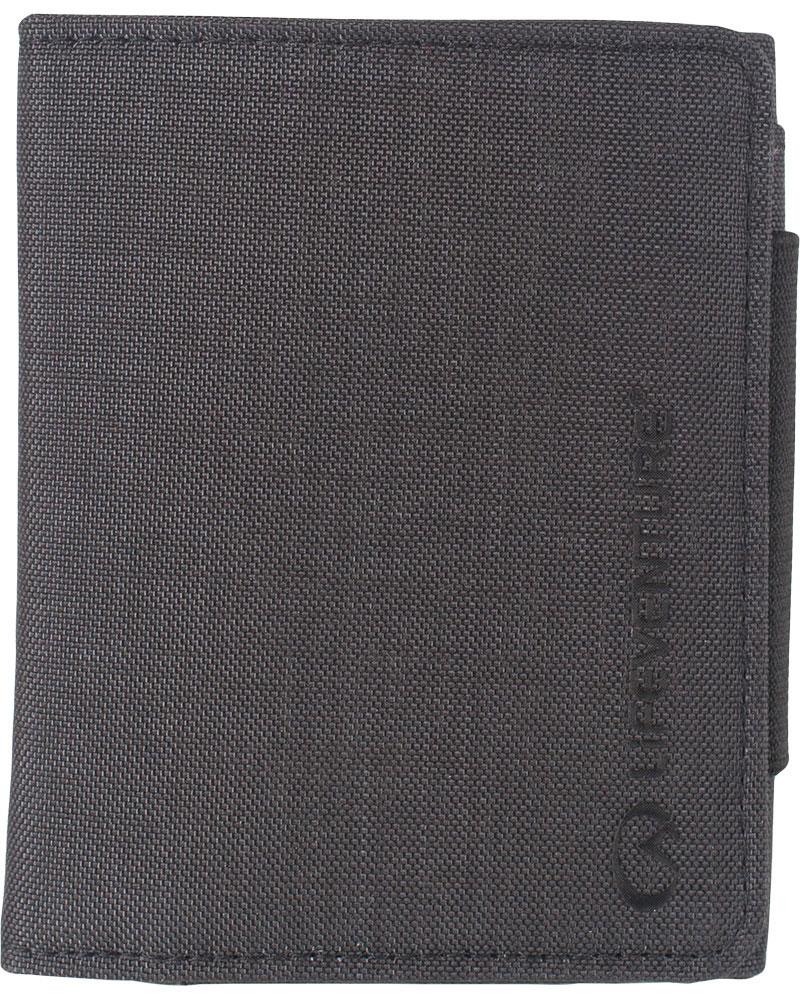 Lifeventure RfiD Tri-Fold Wallet 0