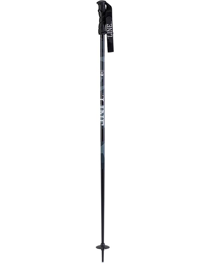 Line Grip Stick Ski Poles 2019 / 2020 No Colour 0