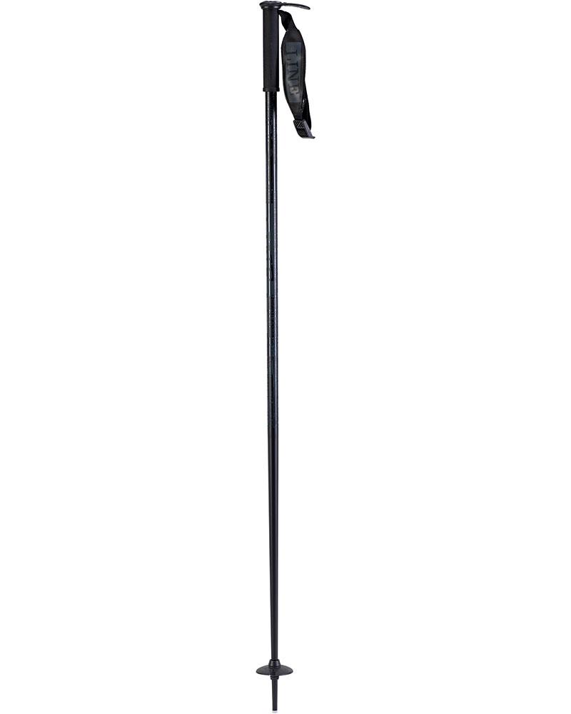 Line Pin Black Ski Poles 2019 / 2020 No Colour 0