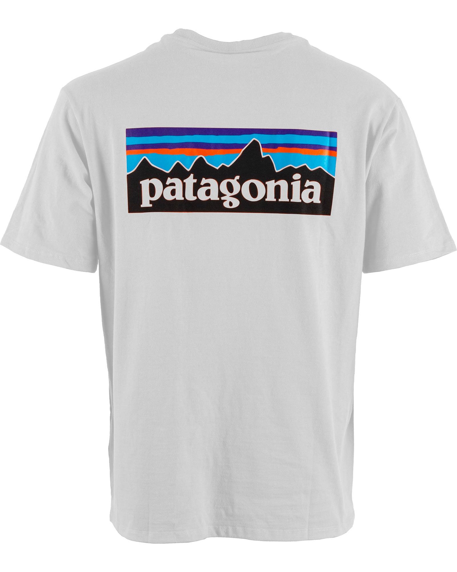 Patagonia P6 Logo Responsibili- Men's T-Shirt 0