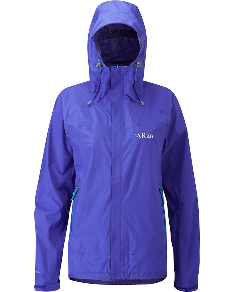 Rab Women's Fuse Pertex Shield Jacket 0