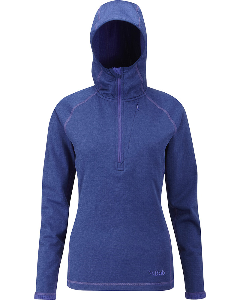 Rab Women's Nucleus Hoody Blueprint 0