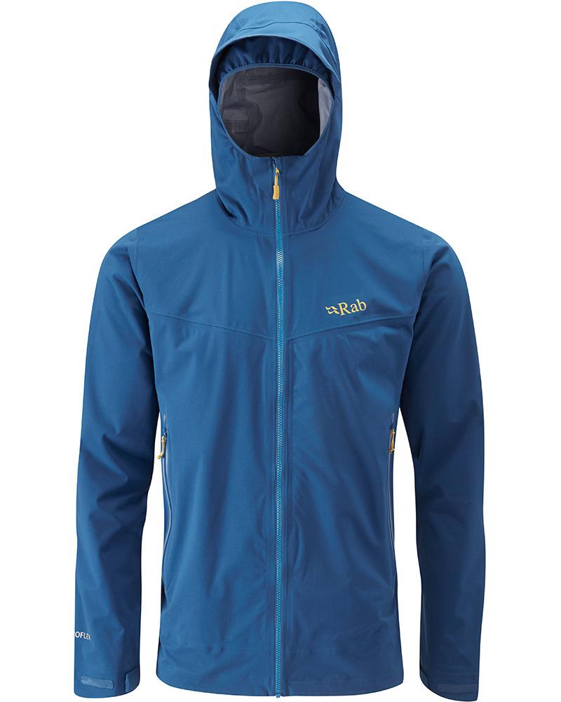 Rab Men's Kinetic Plus Proflex Jacket 0