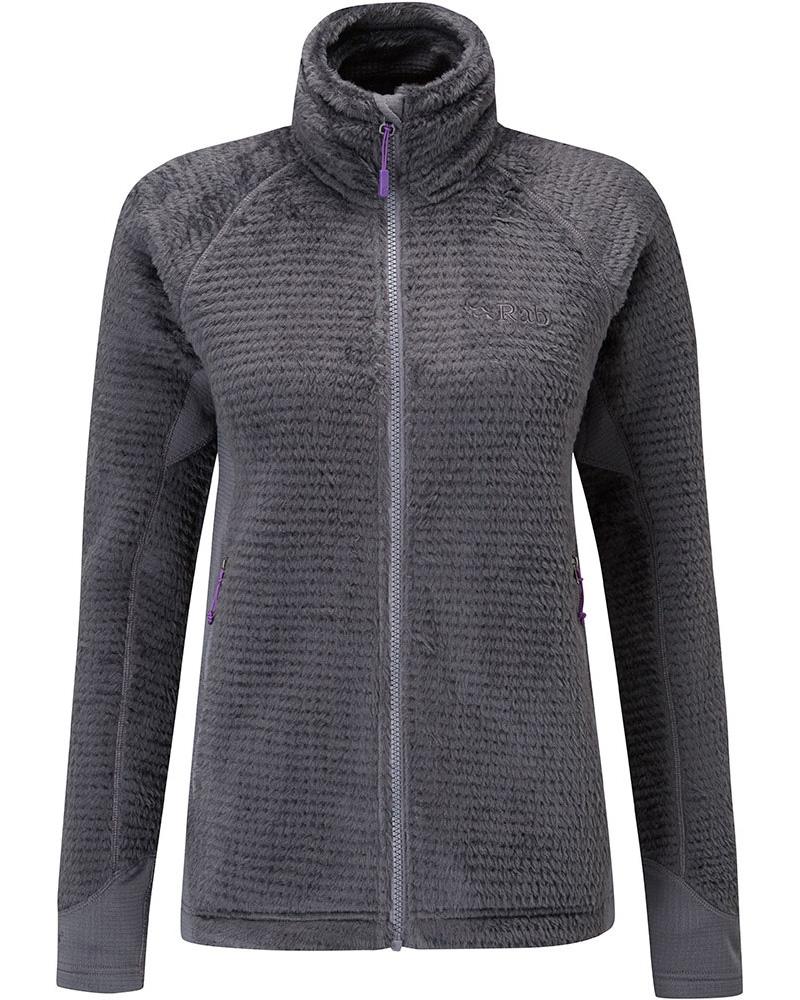 Rab Women's Firebrand Jacket Beluga 0