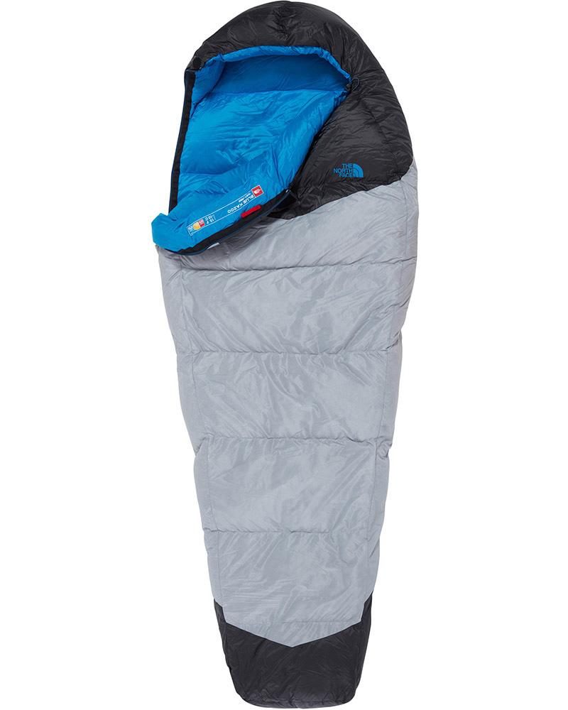 The North Face Blue Kazoo Long Sleeping bag 0