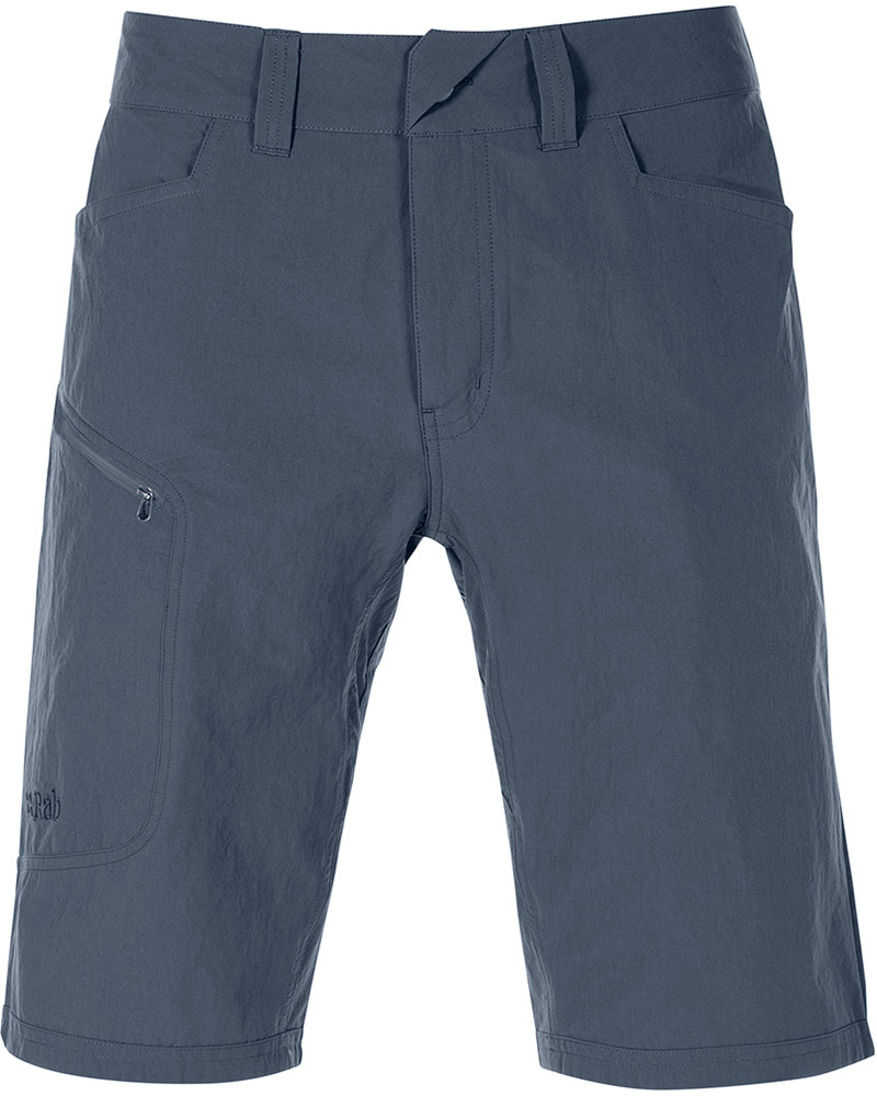 Rab Men's Traverse Shorts Steel 0